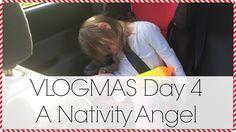 VLOGMAS Day 4 - A Christmas Angel | Life With Pink Princesses