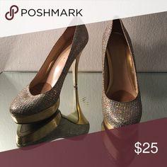 Sparkle pump Great party shoe Enzo Angiolini Shoes Platforms