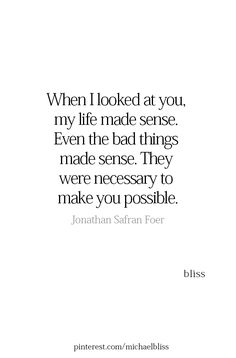 think I pinned before. if you find out that bad times were leading you to something wonderful, it is far easier to find peace with the bad times. THX my LOVE 😘🦋❤ Love Quotes For Him, Great Quotes, Quotes To Live By, Inspirational Quotes, Words Quotes, Wise Words, Me Quotes, Sayings, Qoutes