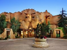 Inn and Spa at Loretto, Santa Fe: New Mexico Resorts : Condé Nast Traveler  Readers' Choice Awards: 92.5