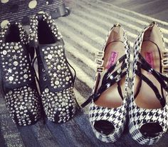 Snooki's shoes