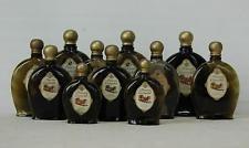 11 X alter Parfum Flakon MOUSON LAVENDEL Mit der Postkutsche Parfumflasche leer