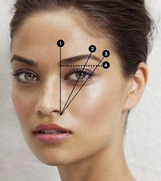 How to Get The Perfect Eyebrow Shape