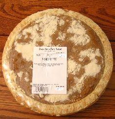 We Shipp PA Dutch Wet Bottom Shoofly Pies.