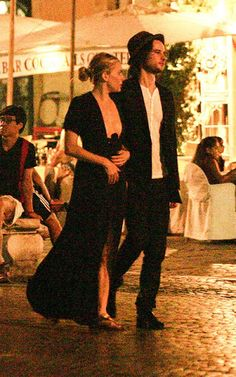 Celeb Diary: Sienna Miller & Tom Sturridge in Roma
