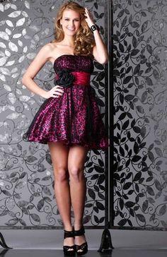 Promgirl.net Animal Print Prom Dresses 06068b682