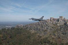 Portuguese Air Force S. Mamede Natural Park #Marvao #SMamedeNP #Alentejo #Portugal #BoutiqueHotelPoejo #travel #Hotel