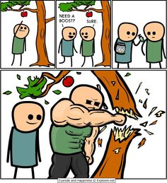 1000+ images about Cyanide & Happiness on Pinterest | Cyanide And, Happiness and Poop Jokes