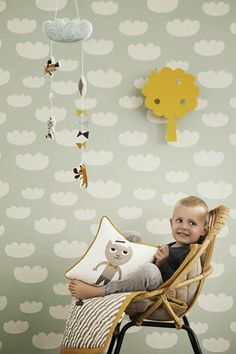 print & pattern: KIDS DESIGN - ingela for ferm LIVING