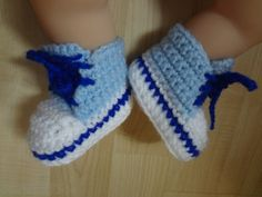 Crochet Baby Low Top Trainer  Soccer Shoes€6.50 on Adverts.ie #Babyboy #Babygift #Adorable