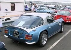 TVR Tuscan 1967
