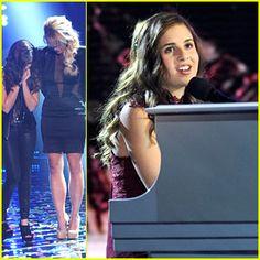 Carly Rose Sonenclar: X Factor USA Finalist!