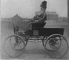 1899 Gibson Carbonic Acid Automobile