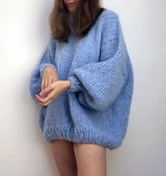 Mode Outfits, Girl Outfits, Fashion Outfits, Teenage Outfits, Office Outfits, Casual Outfits, Sweater Knitting Patterns, Knitting Sweaters, Hand Knitted Sweaters