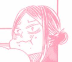 Pink Aesthetic, Aesthetic Anime, Manga Rosa Pink, Pink Wallpaper Anime, Cute Lockscreens, Otaku, Apple Watch Wallpaper, Japon Illustration, Kenma Kozume