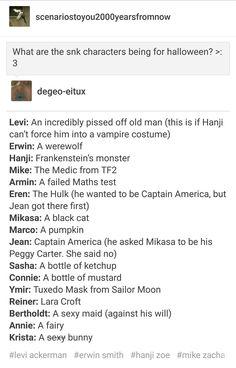 Attack on Titan: Halloween