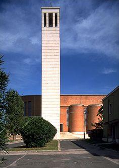 Sabaudia - Chiesa
