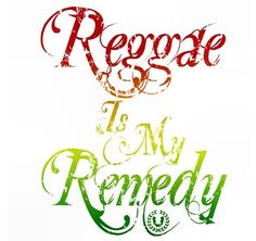 """""""Reggae Is Not a Trend it's a Movement, It's about Unity, One Love , One Sound, not negativity."""