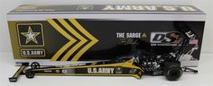 2014 TONY SCHUMACHER US ARMY NHRA TOP FUEL DRAGSTER
