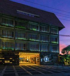 Adhisthana Hotel from $26 a Night Yogyakarta, Multi Story Building, Hotels, Night