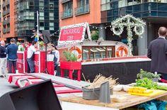 In pictures: Rekorderlig Cider's floating festival