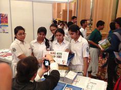 GD School of Design @ Times Education Boutique 2013 in Lucknow