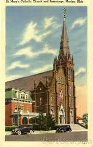 marion ohio st mary church - Yahoo Image Search Results