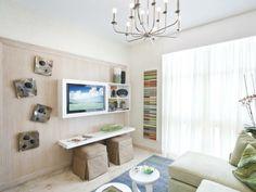 Wandfarbe Braun – 31 Wohnzimmer Ideen   Pinterest   Wandfarbe braun ...