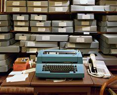 Typewriter-Kent_Library