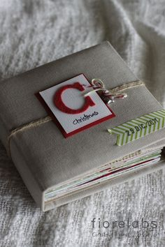 Hobby di Carta - Il blog: MINIALBUM: C is for CHRISTMAS by Fiorella#links