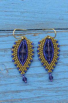 I have made these earrings, love them.