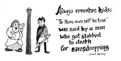 Lessons from Hamlet. #Shakespeare #Theater #Playwrights #Plays #Theatre