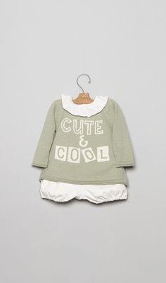 Conjuntos para bebé en la Tienda Online Nícoli Nicoli L1601023-bb Bebe