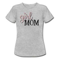 Schriftzug Girl Mom | Miss Lumberjack Mom, Mens Tops, T Shirt, Script Logo, Supreme T Shirt, Tee Shirt, Mothers, Tee