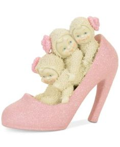 Department 56 Snowbabies If The Shoe Fits Collectible Figurine