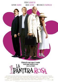 La pantera rosa (2006) dirigida por Shawn Levy. Remake del film interpetado por Peter Sellers en 1963.
