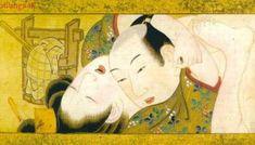 el arte erótico japones del siglo XVII-XVIII