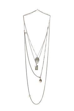 88dcfec727a ANN DEMEULEMEESTER medallion necklace Ann Demeulemeester, Luxury Fashion,  Arrow Necklace