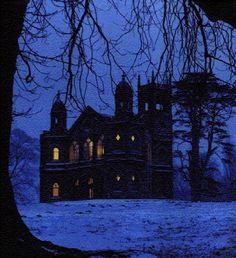 Thanks to Victorian Vampire Society UK. Grist For The Mill, Places Around The World, Around The Worlds, Vampire House, Victorian Vampire, Scary Places, Dark Gothic, Dark Matter, Urban