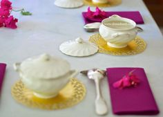 DIMA SHARIF: Set A Beautiful Table In Less Than 5 Minutes - Simple, Natural & Gorgeous! + a list of charities to support