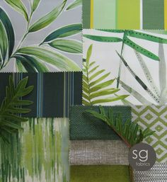 Thinking of making some changes to your home? We have the perfect solution for all your decor requirements. For a breath of tropical freshness, go green. Large-leafed plants of the tropics provide a verdant jungle of inspiration. Interior Decorating, Interior Design, Bespoke Furniture, French Furniture, French Decor, Go Green, Tropical, Design Inspiration, Colours
