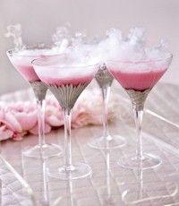 The Corner Girl: Pink Haze Martini!