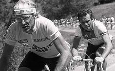Fignon et Hinault - Tour de France