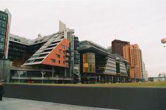 Daimler Chrysler Residential, Berlino, 1998 - Rogers Stirk Harbour + Partners