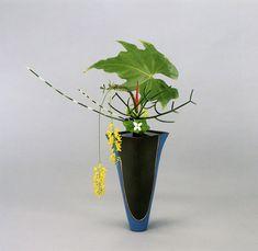 立花新風体  ikebana of IKENOBOU