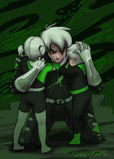 thought I'd lost you by Sarapsys on DeviantArt<--- I may or may not be filling your feed with Danny Phantom, Sorry not sorry