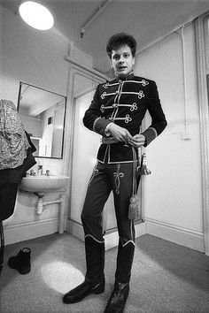 """Colin Firth, The Lonely Road, Old Vic Theatre, 1985 """"The now multi-award winning actor, when he was younger."""""""