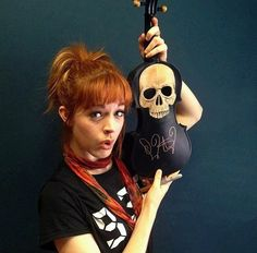 Lindsey Stirling and his famous violins