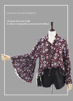 샤르르 사랑스런 라라스♡♡ 회원가입시 즉시 쓰실수 있는 2000원 적립금 드려요~~^^ Korea, Ruffle Blouse, Tops, Fashion, Moda, Fashion Styles, Fashion Illustrations, Korean