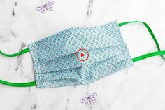 How to Sew a Surgical Face Mask for Hospitals – Free Pattern<br> Art For Kids, Crafts For Kids, Lego Room, Cool Lego, Hospitals, New Trends, Free Pattern, Sewing, Face